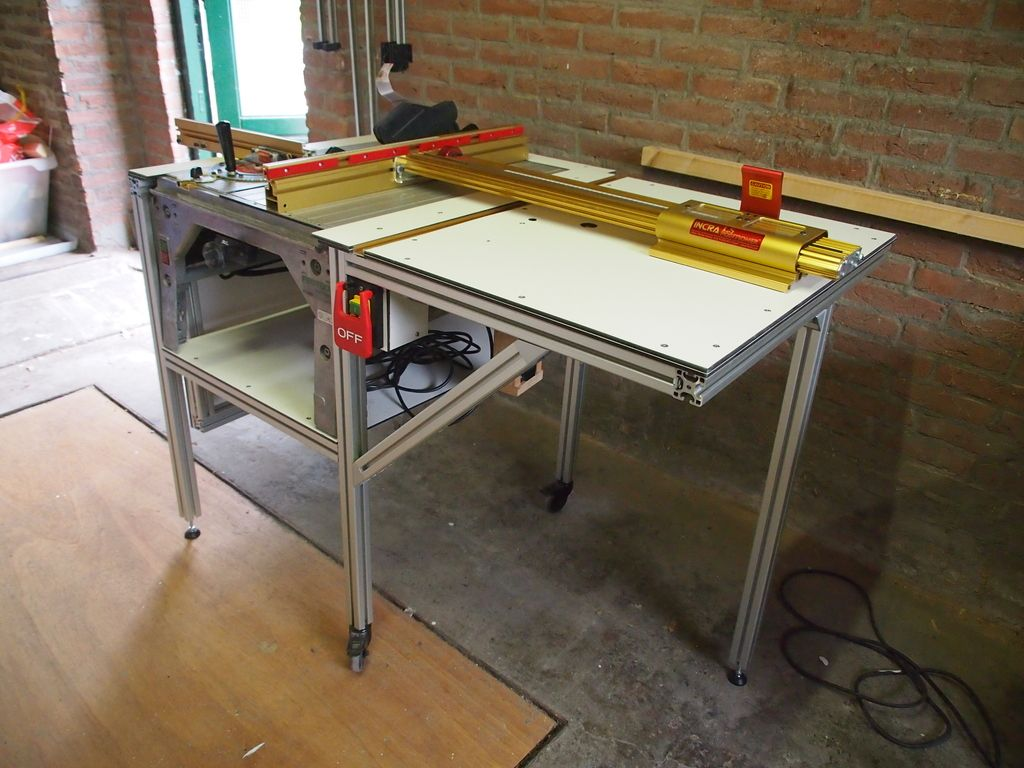 Diy saw router table with cs70 incra miter and incra ls diy saw router table with incra miter and incra ls positioner keyboard keysfo Image collections