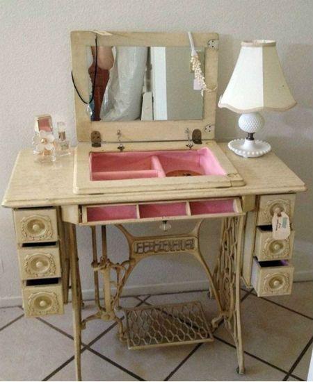 Столики своими руками из швейных машинок 982