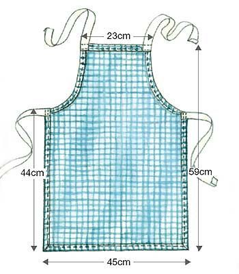 free child apron patterns for sewing | Feature: Kirsty Robertson ...