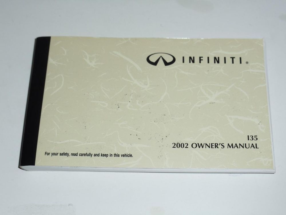 2002 infiniti i35 owners manual book guide owners manuals pinterest rh pinterest com 2003 infiniti i35 owners manual 2002 infiniti i35 owners manual download