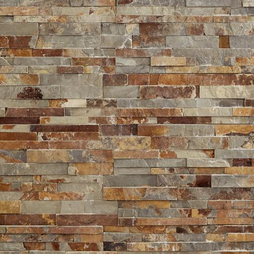 Jura Splitface Slate Panel Ledger Floor Decor Floor Decor Stacked Stone Ledger Stone