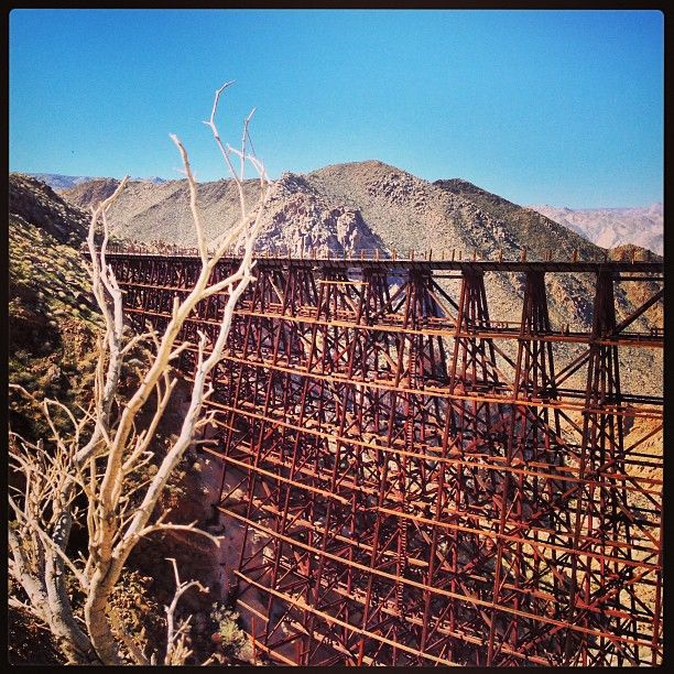 Goat Canyon Trestle, San Diego, California (With Images