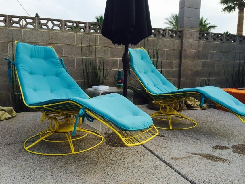 Cushions For Homecrest Siesta Chaise Outdoor Living Furniture