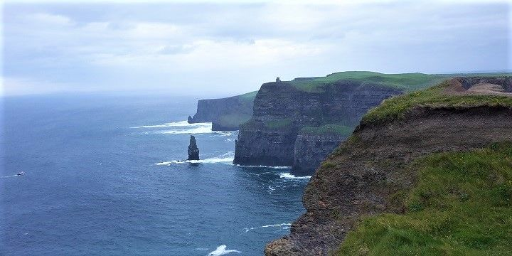 Cliffs of Moher, Republic of Ireland, Europe
