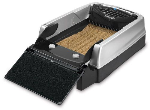 199 99 The Littermaid Elite Mega Ultimate Edition Is An Advanced Self Cleaning Litter Box That Is Ideal For Extra L Self Cleaning Litter Box Litter Box Litter