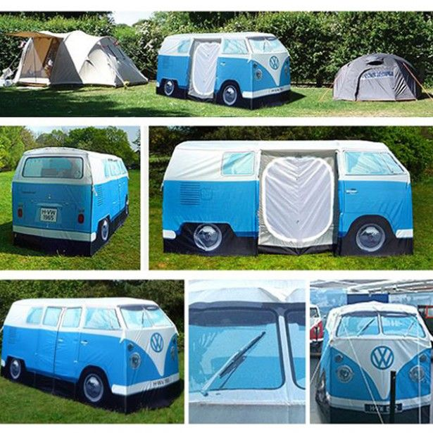 VW Bus Zelt blau & VW Bus Zelt blau | g i f t s | Pinterest | Vw bus Tents and Vw