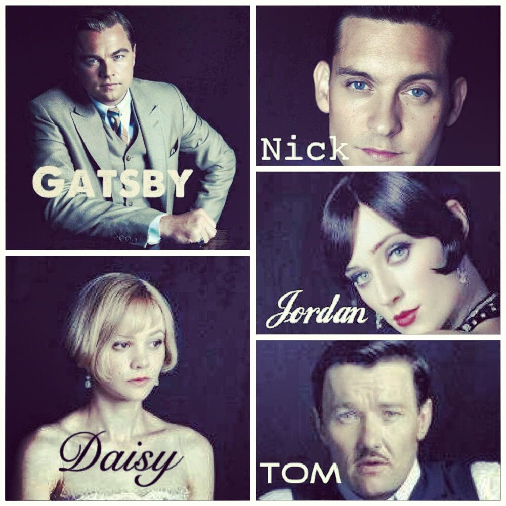 Characterization in The Great Gatsby?