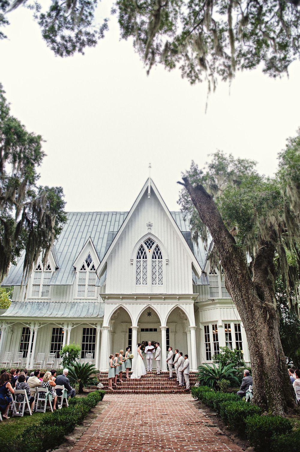 Rose Hill Mansion Wedding