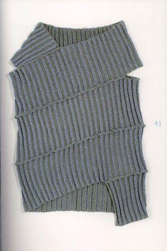 Patrones Crochet: Jersey de una sola pieza Idea | inspiration ...