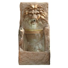 Garden Treasures Fountain Indoor/Outdoor Fountain With Pump