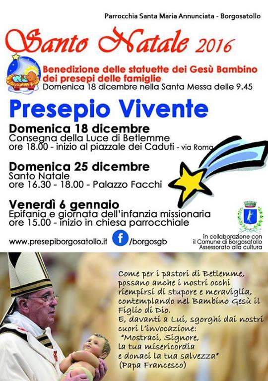 Presepio Vivente a Borgosatollo  http://www.panesalamina.com/2016/53062-presepio-vivente-a-borgosatollo-3.html