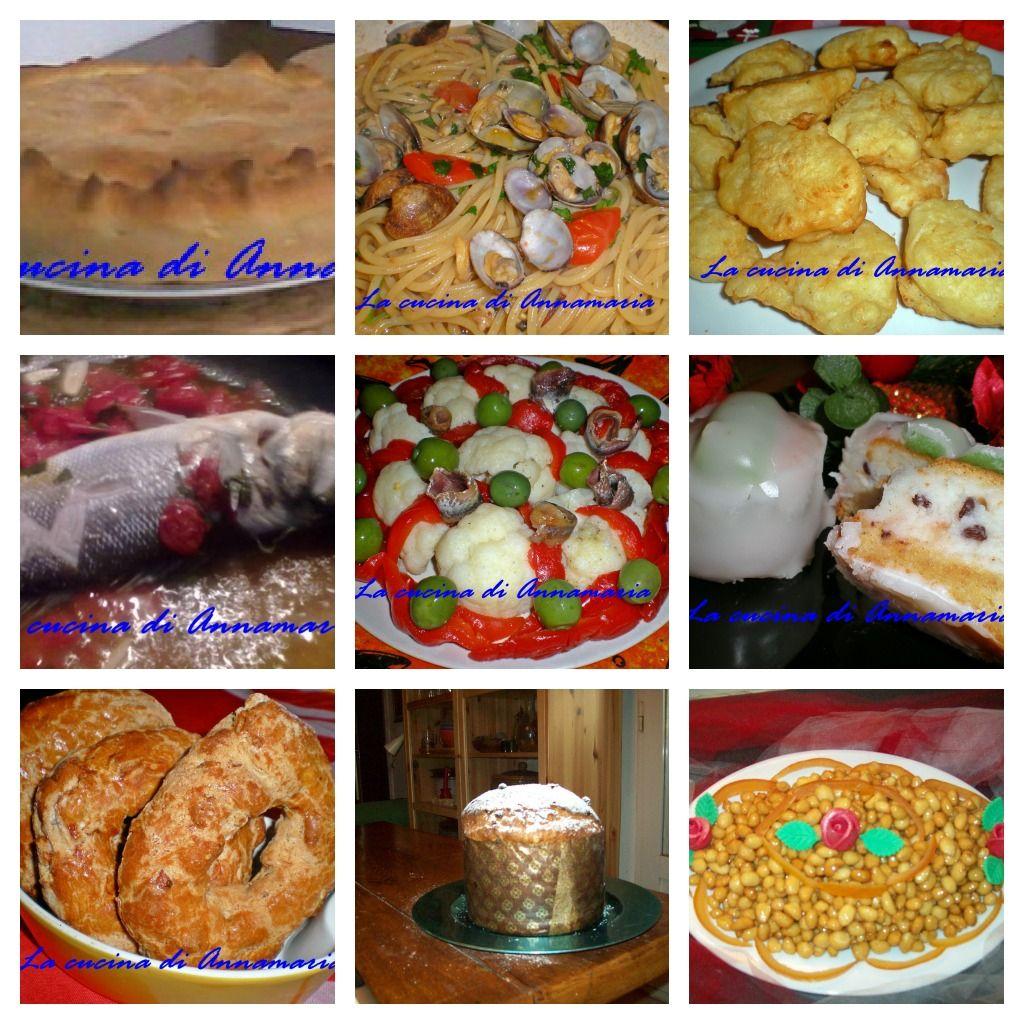 Cena Di Natale Menu Tradizionale.Menu Vigilia Di Natale Ricette Tradizionali Napoletane Vigilia Di Natale Natale Italiano Natale