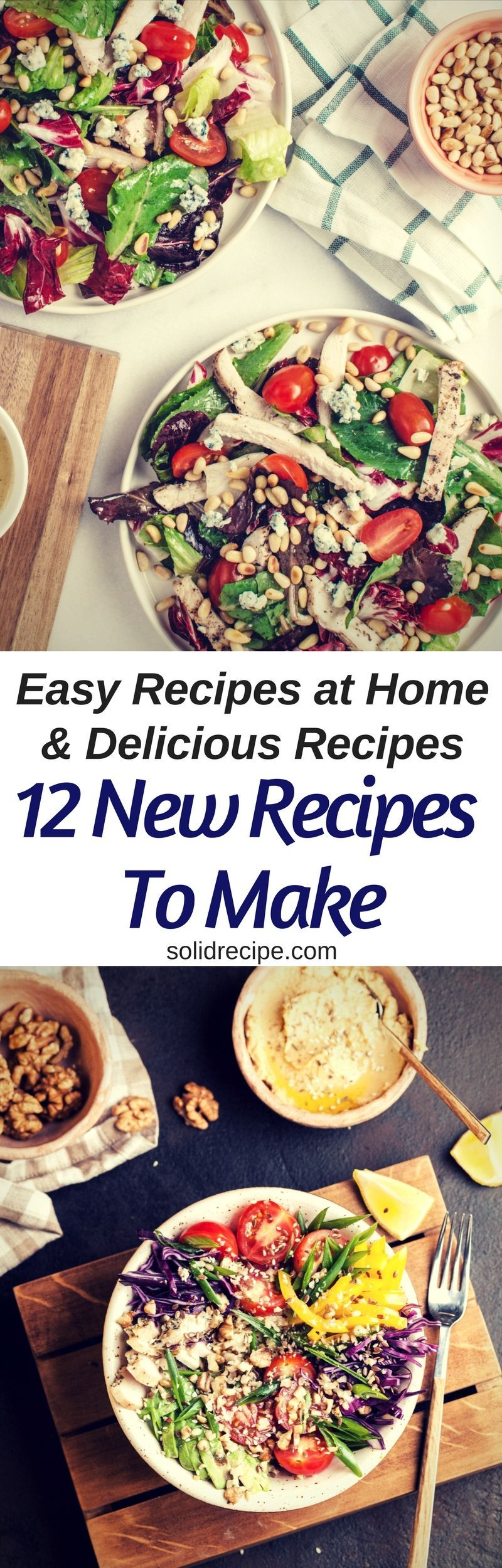 12 Recipes For New Year 2018 Easy Recipes at Home