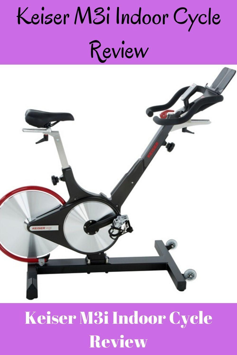 Keiser M3i Indoor Cycle Review In 2020 With Images Keiser