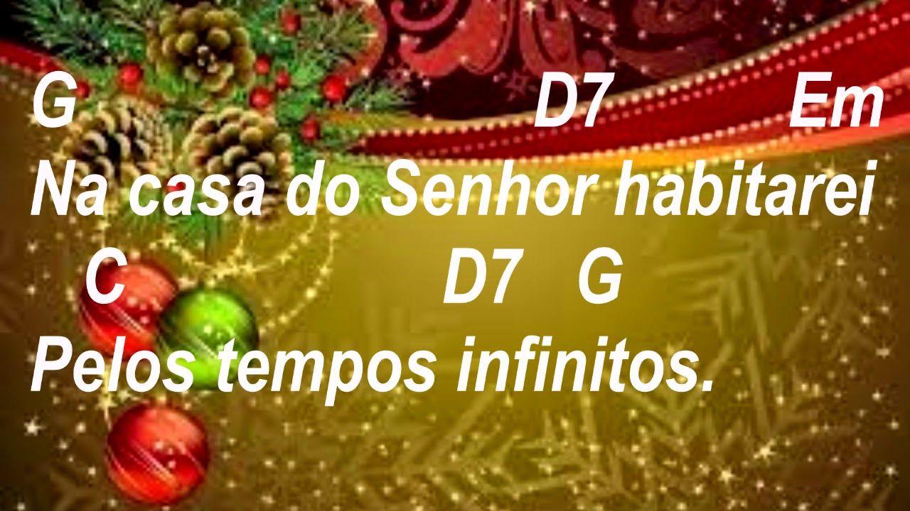 Salmo 22 23 Na Casa Do Senhor Habitarei Pelos Tempos Infinitos