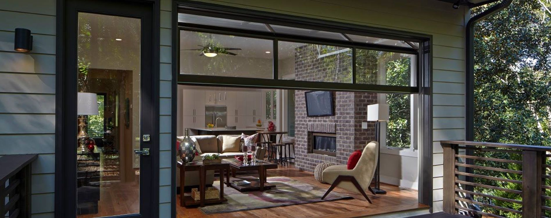 Insulated Clear Glass Garage Door Intended For Fantasy Http