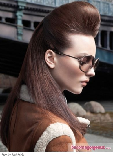 Beautiful Hair Style · Love These Glasses
