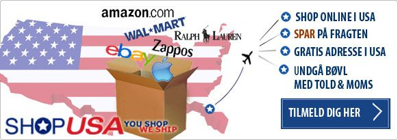 ShopUSA: Buy in the states, get it sent to DK