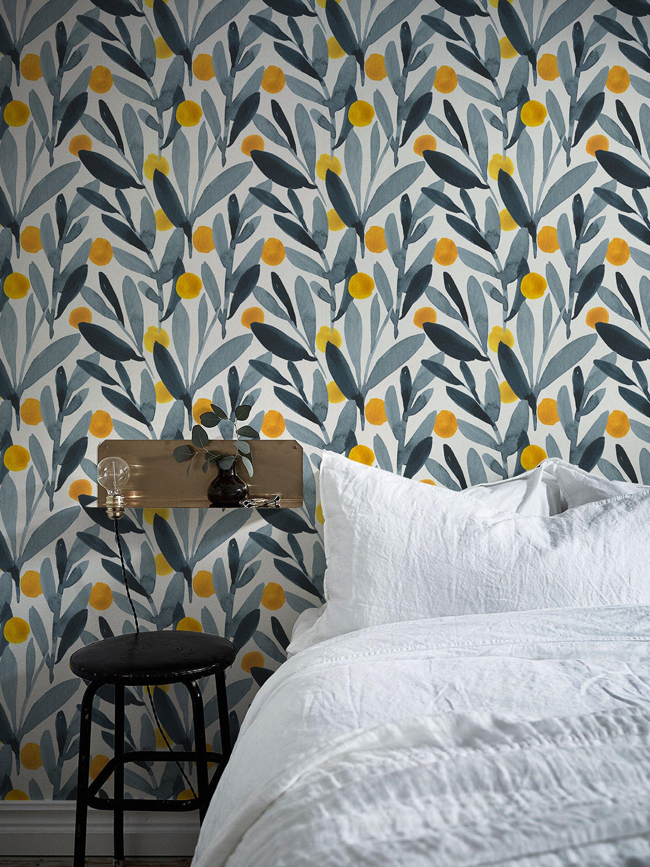 Removable Wallpaper Scandinavian Wallpaper Temporary Etsy Scandinavian Wallpaper Temporary Wallpaper Bedroom Temporary Wallpaper