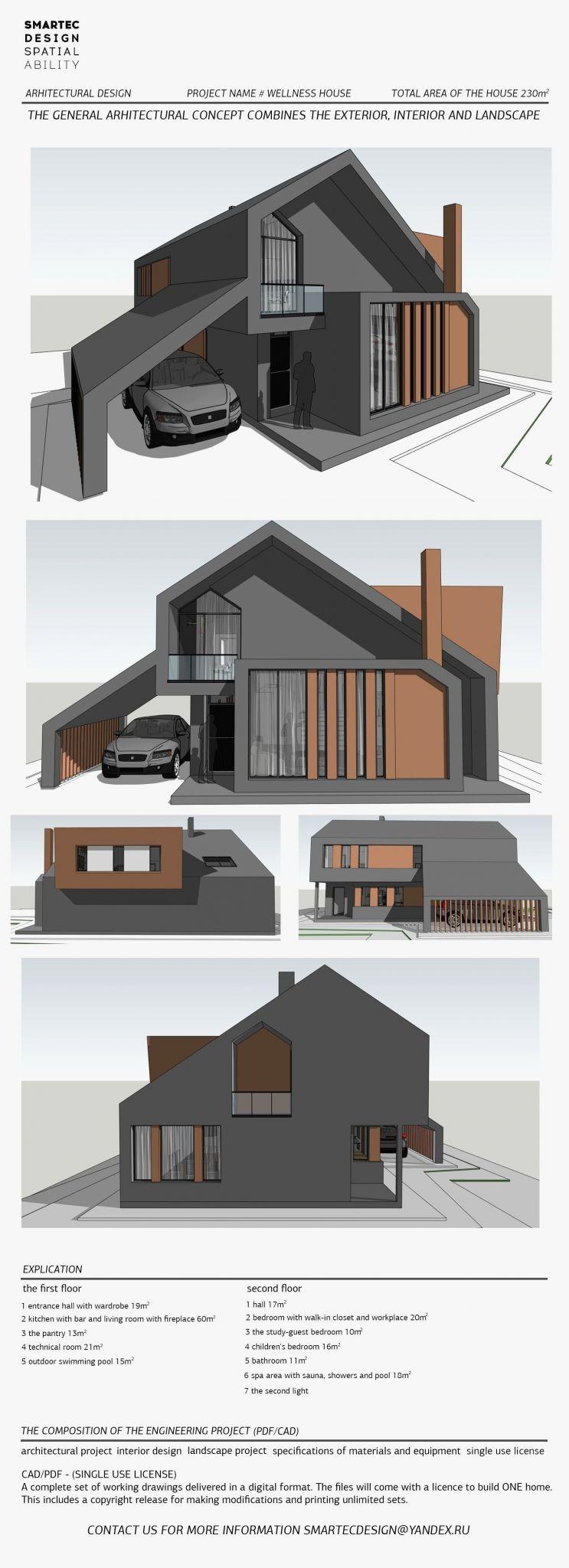 4 Bedroom Maisonette House Plans Kenya Small House Design Indoor Pool House House Plans Farmhouse