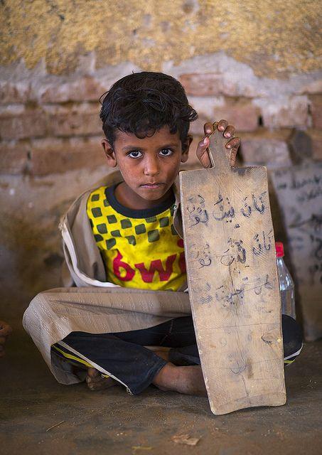 Rashaida Tribe Kids In A Coranic School, Kassala, Sudan   Flickr - Photo Sharing!