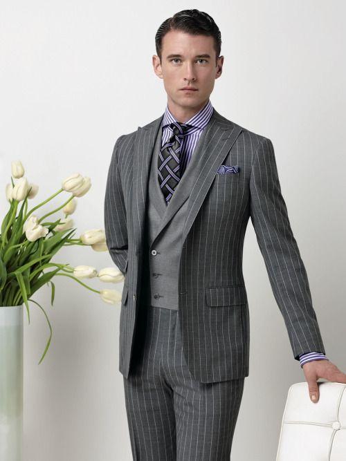 Phineas Cole (Paul Stuart) - S/S 2015Menswear & suits inspiration