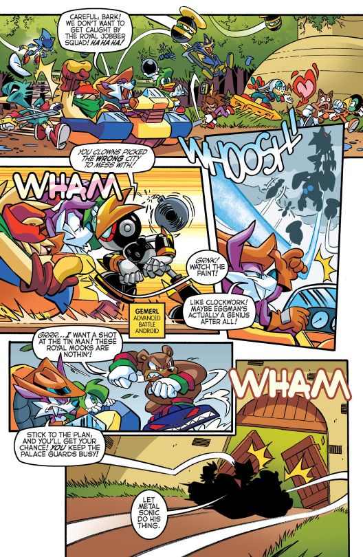 Tumblr Sonic The Hedgehog Comic Book Cover Clockwork