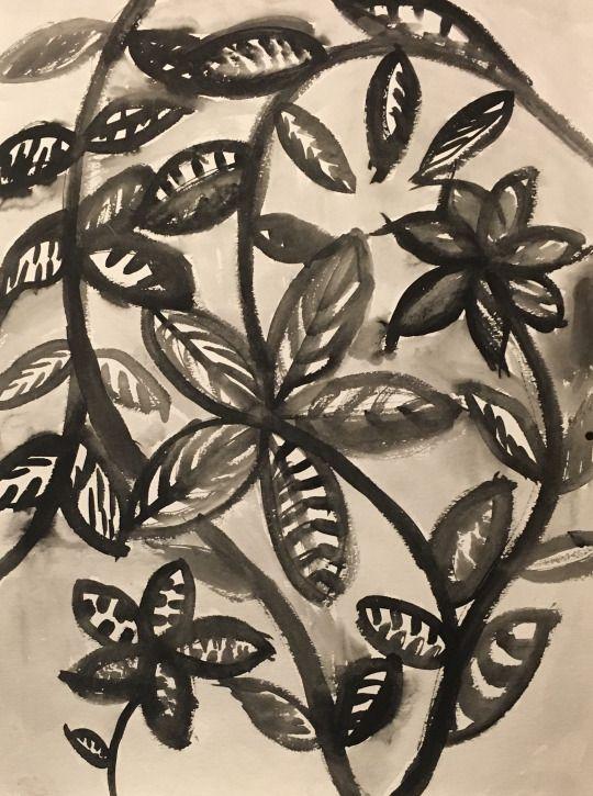 "Madison Bishop - original - ""dead or alive"" - watercolor collection  find more at madesbish.tumblr.com and https://www.pinterest.com/madbish/madesbish-art/"