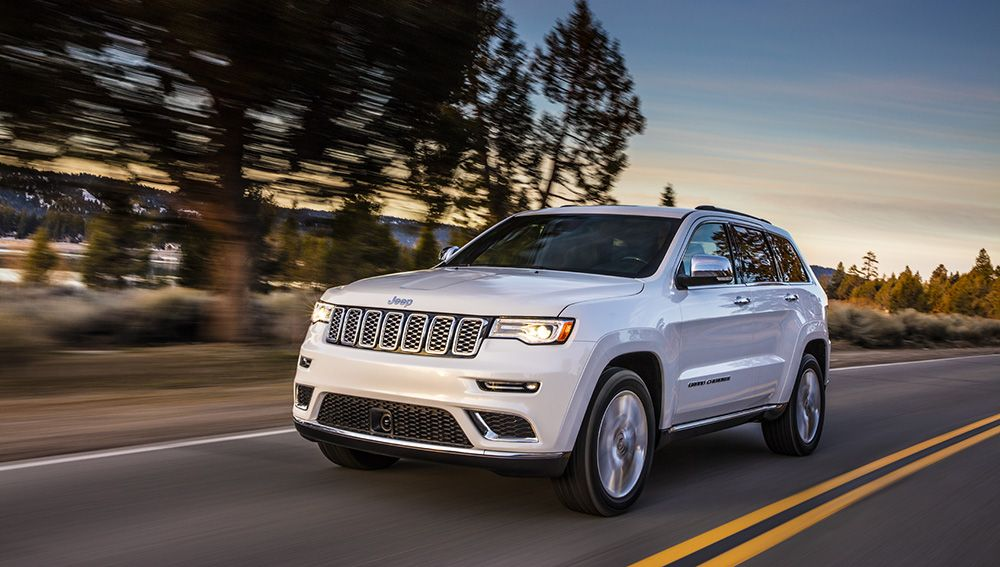 With four different engine options on the Grand Cherokee lineup, we're taking a closer look at what sets them apart! #Jeep #JeepLife #GrandCherokee #Engine #Cars