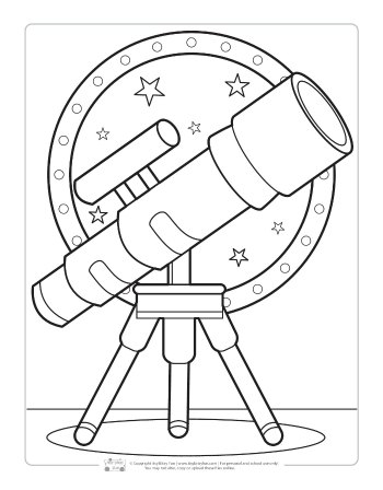 Space Coloring Pages For Kids Itsybitsyfun Com Space Coloring Pages Planet Coloring Pages Coloring For Kids