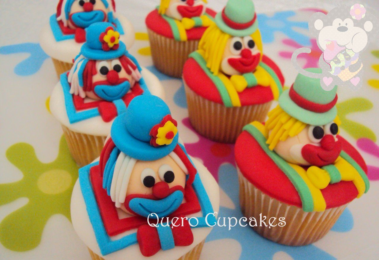 Pasteles Aniversarios Pictures To Pin On Pinterest: Patati Patata Aniversario CUPCAKE