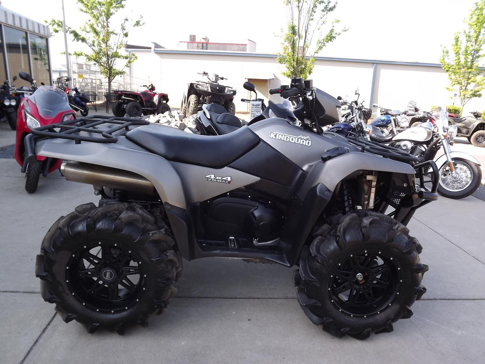 750 suzuki king quad