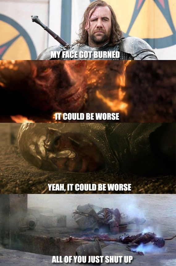A Burning Question Star Wars Quotes Game Of Thrones Pictures Star Wars Memes
