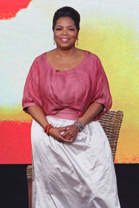 Oprah's Style: 25 Years of Fashion Hits and Misses