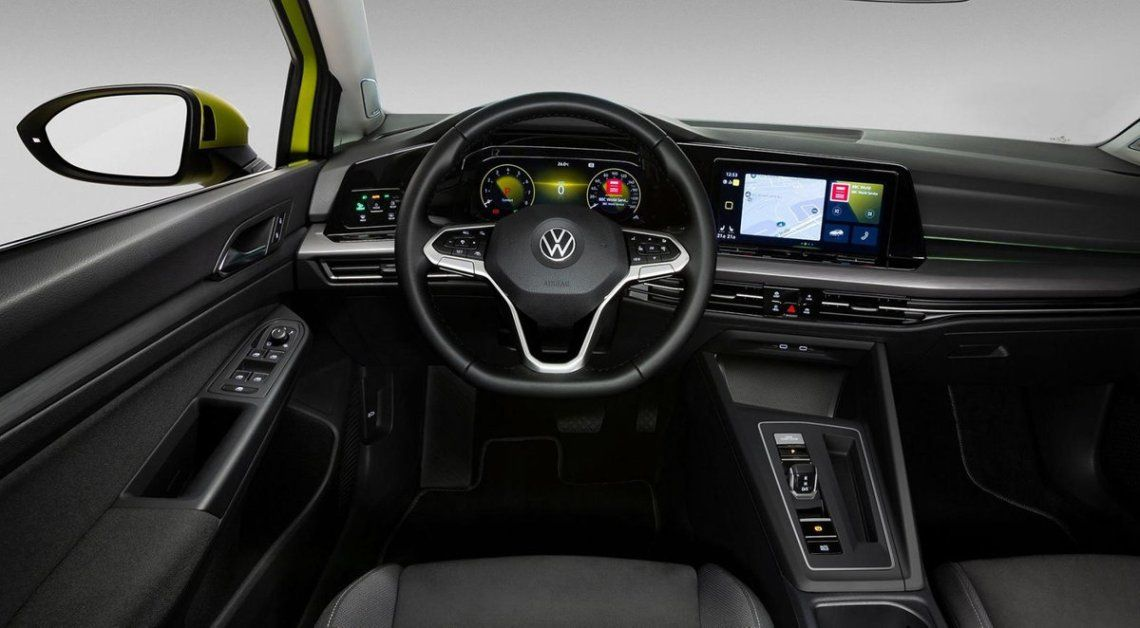 2020 Volkswagen Golf Mk8 What We Know So Far Volkswagen