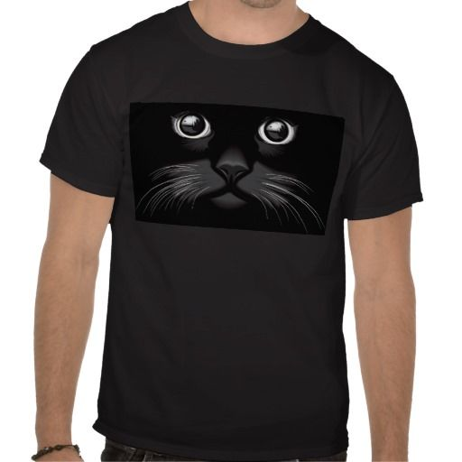 When the cat stares out at the world... tshirts $23.95