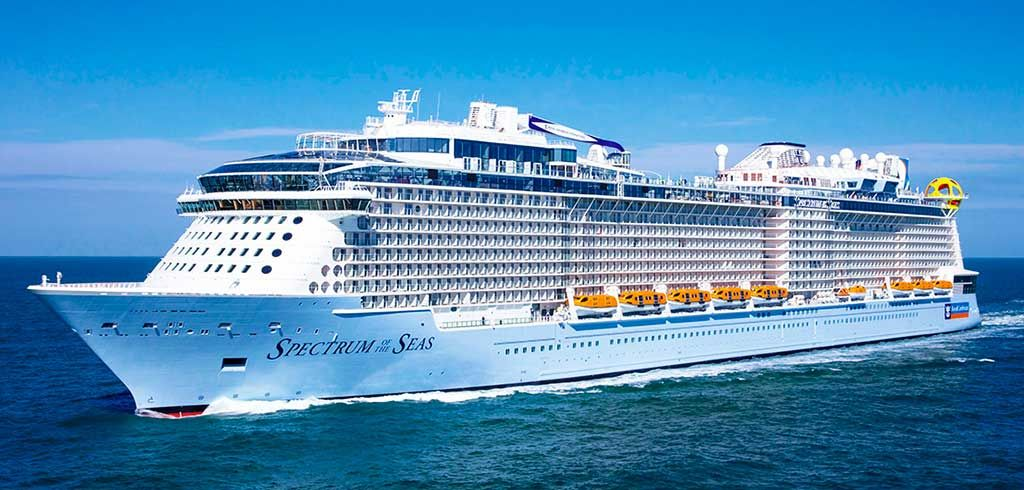 Largest Cruise Ship In The World 2020 Biggest Cruise Ship Cruise Ship Carnival Cruise Ships