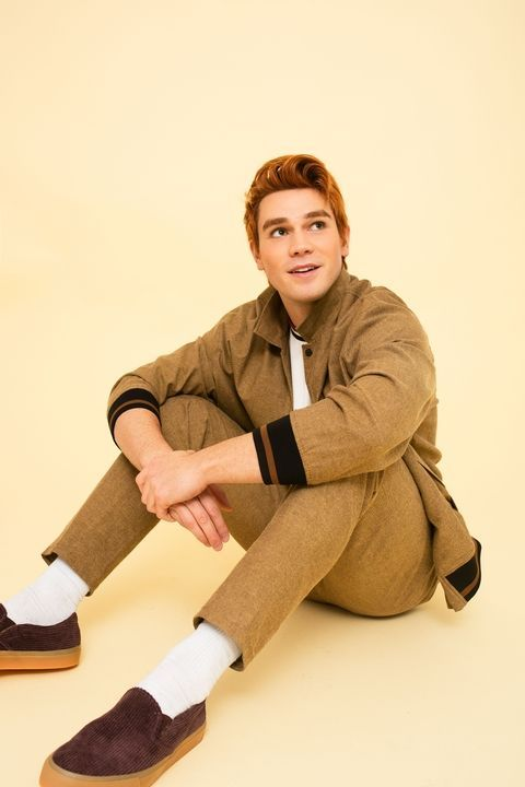 Riverdale Star Kj Apa Is A Real Life Archie Andrews Minus All The Girlfriends Kj Apa Girlfriend Riverdale Apa