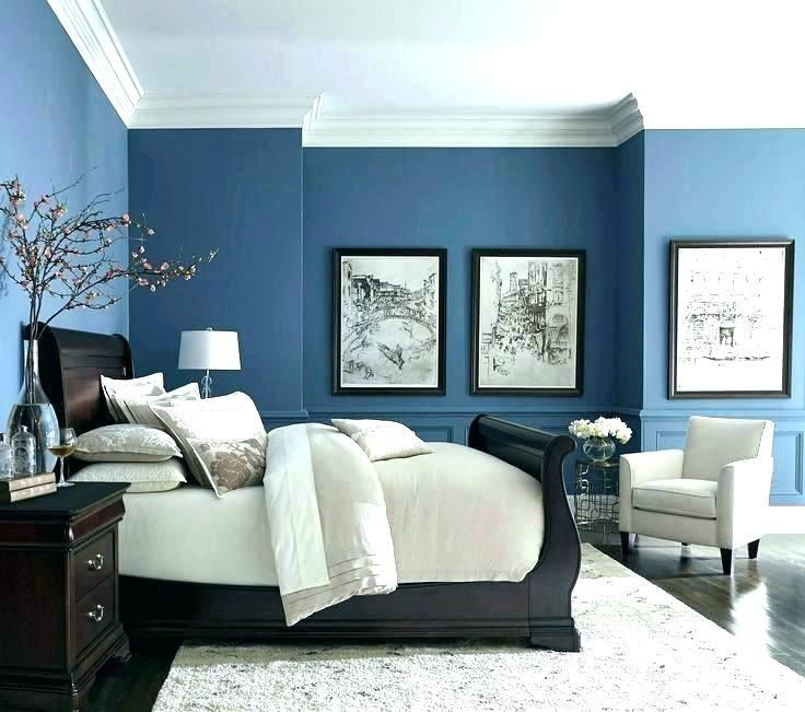Best Wall Color For Brown Furniture Colors Dark Living Room With Accent Small Master Bedroom Remodel Bedroom Master Bedroom Colors
