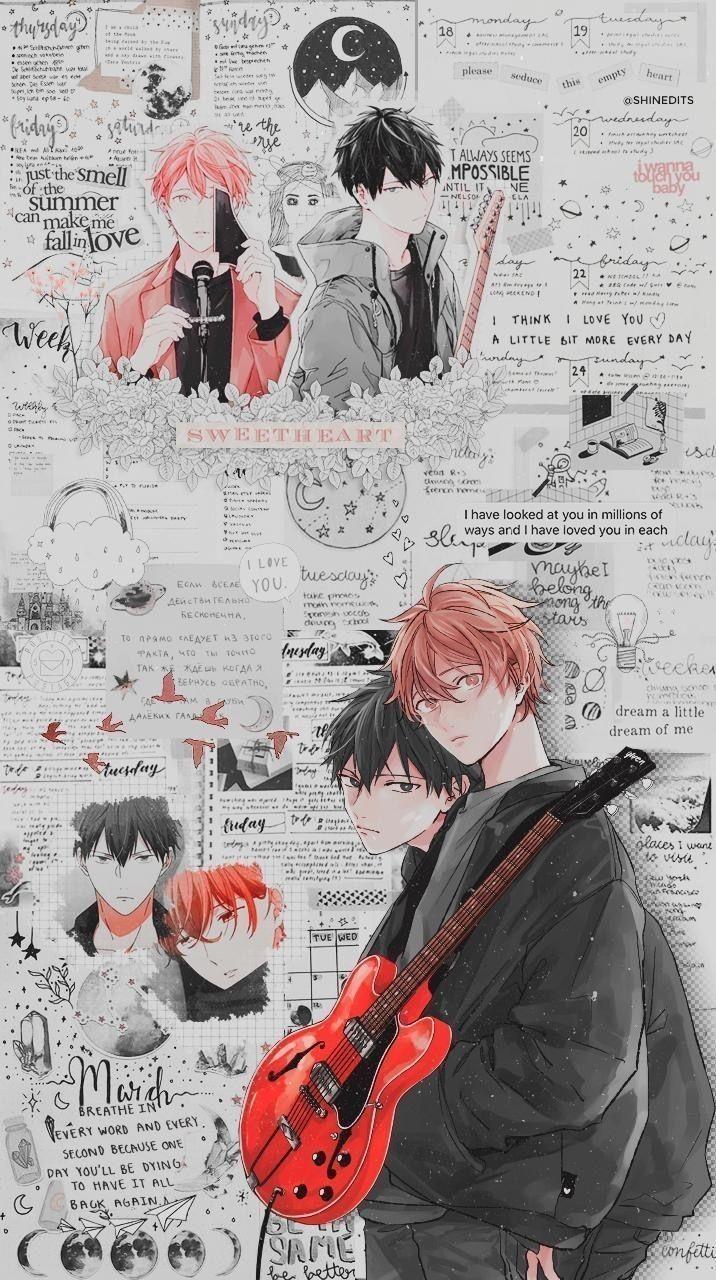 Mafuyu♥️ uenoyama♥️ em 2020 Personagens de anime, Animes