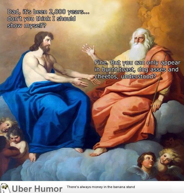 It's been been 2000 years…