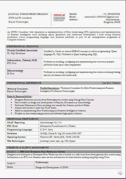 Attorney Resume Sample Business Intelligence Tools Business Intelligence Solutions Bachelor Of Technology