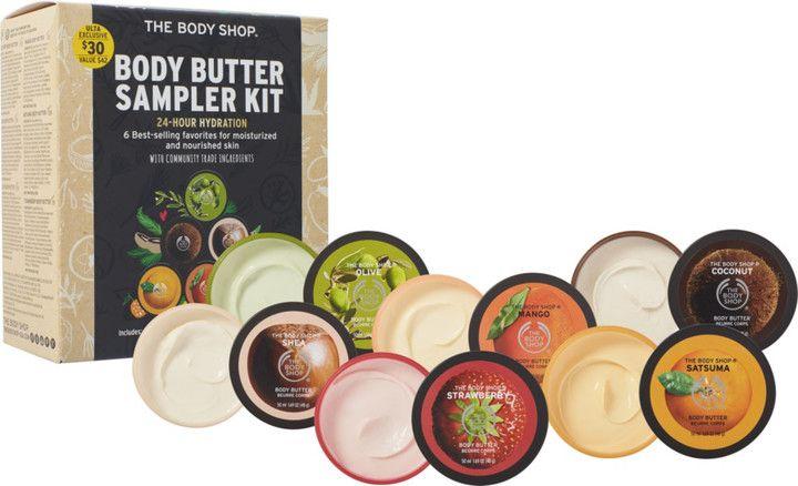 Image result for The Body Shop Mini Body Butter Sampler Kit