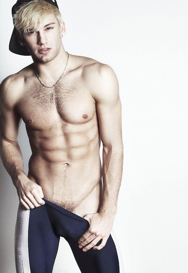 Cutest male model nude-7510