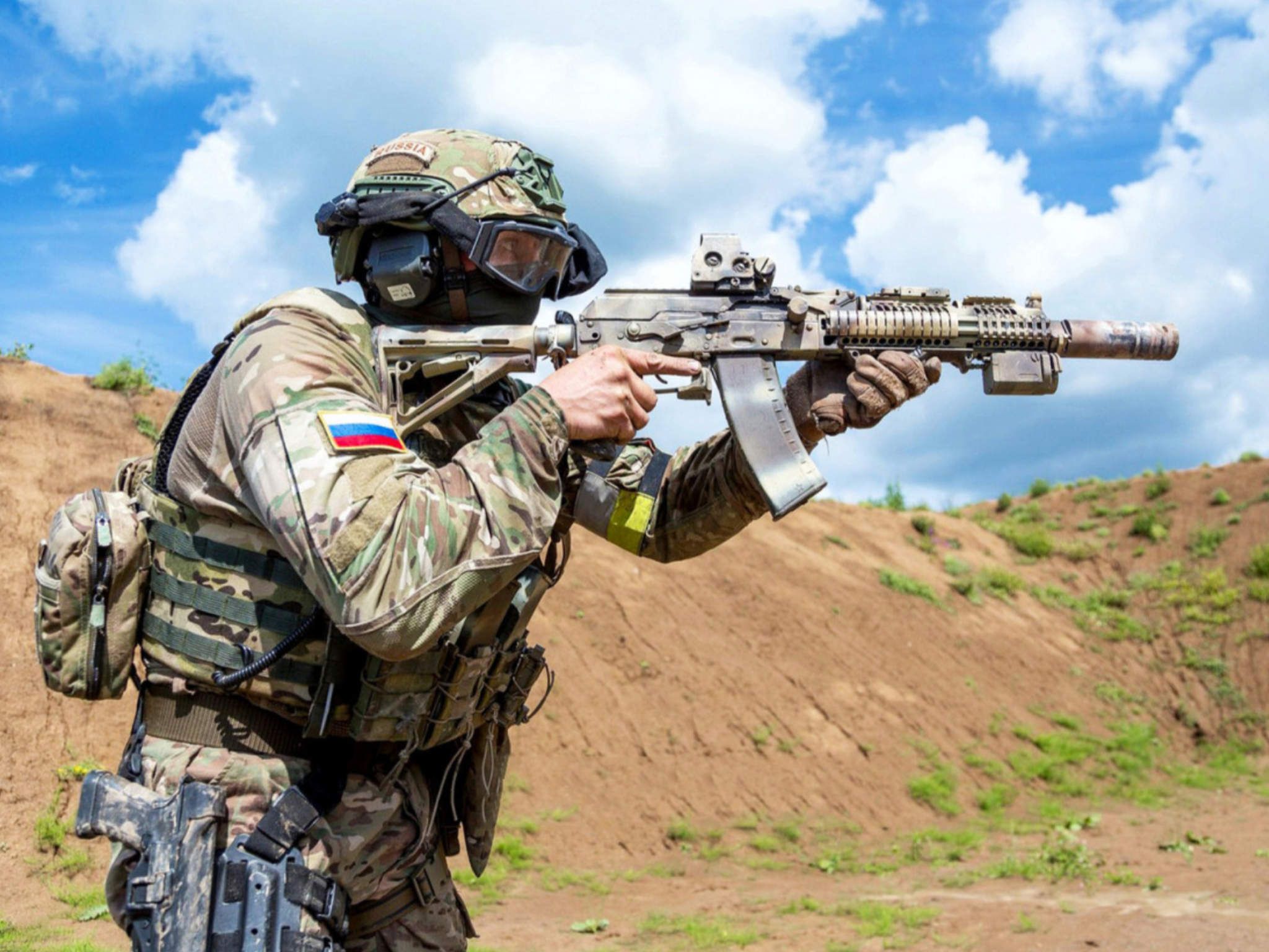 Russian Special Forces. Spetnaz | Military Heroes ... Army Special Forces Weapons