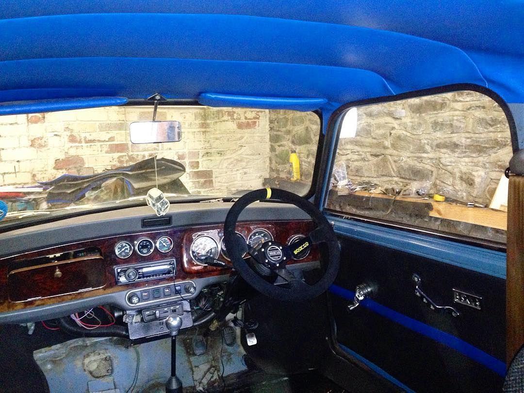 All About That Blue Headlining Austin Austinminicity Classicmini Classic Wales Retro Retromini Turbo Turbomini 998turbo Classic Mini R Co Instagram