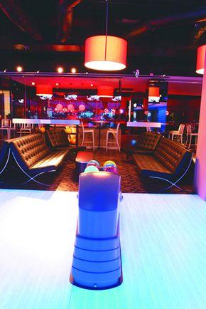 Strike Bowling Bar Google Search Sydney City Bowling Interior And Exterior