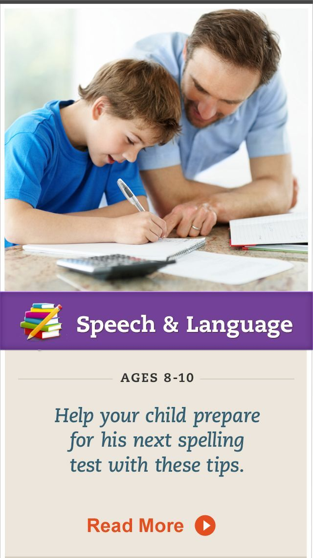 Help your child study spelling words more effectively with this tip ...