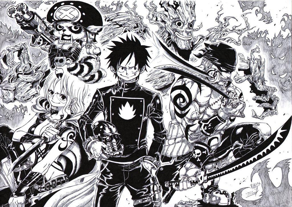 One Piece Lovers Indonesia Wano Arc Kozuki Clan Wanos di 2020