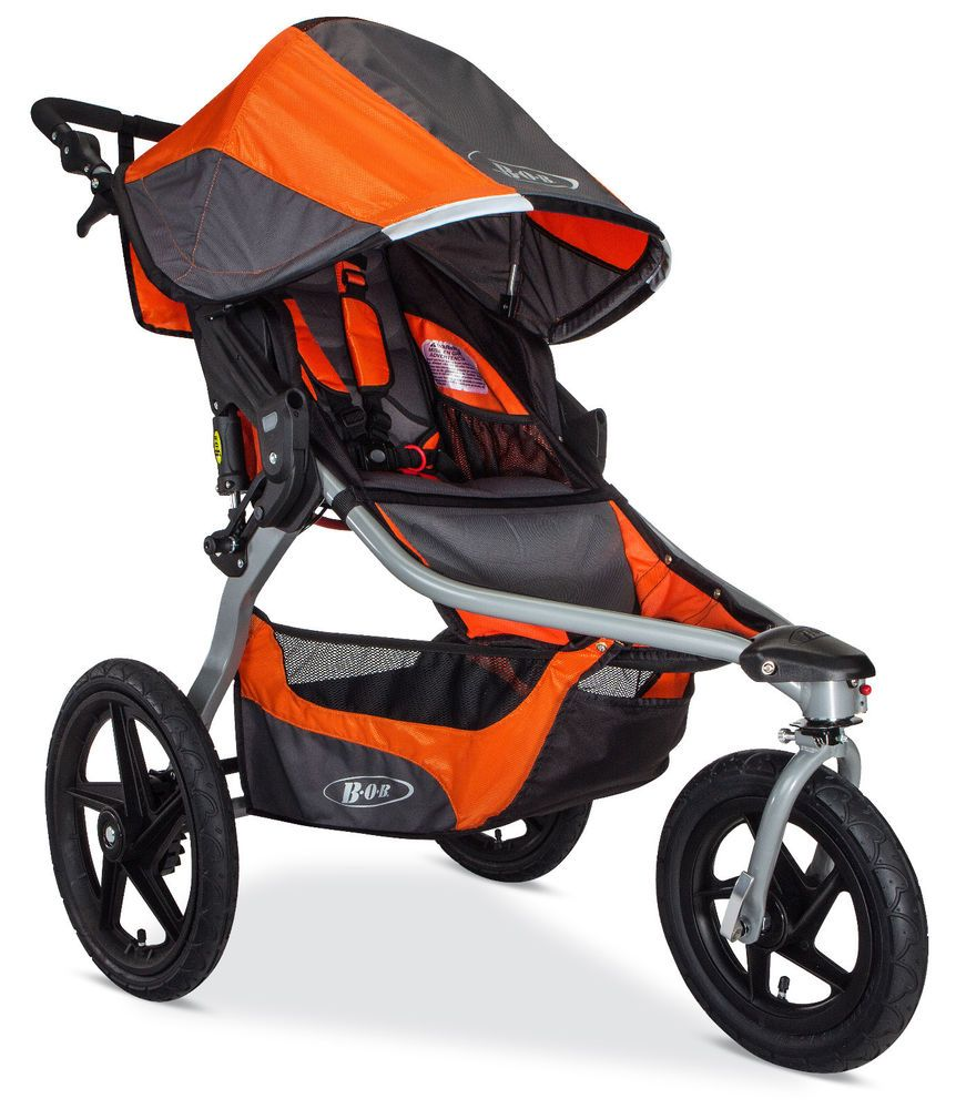 BOB 2018 Revolution Flex Jogging Stroller Canyon New